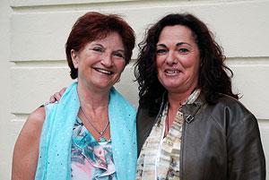 Ausbildung Atemtherapie Informationen: Irene und Birgit (Büro)
