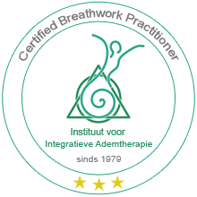 Instituut Ademtherapie - seal of quality rond