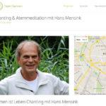 Chanting Köln - Hans Mensink Breathwork